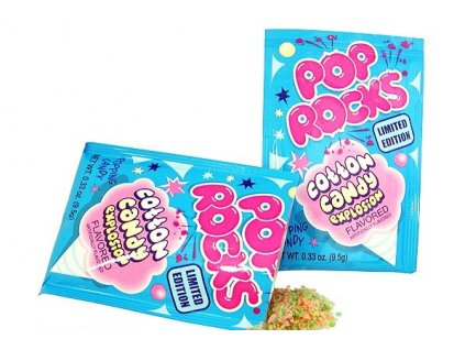 Pop Rocks Cotton Candy 9,5g