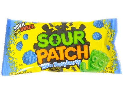 Sour Patch Kids Blue Raspberry 56g
