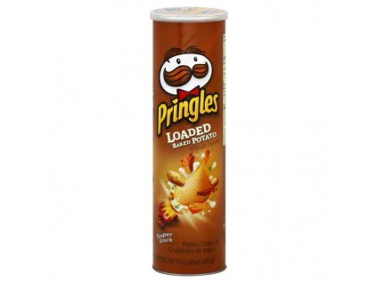 Pringles Loaded Baked Potato 158g