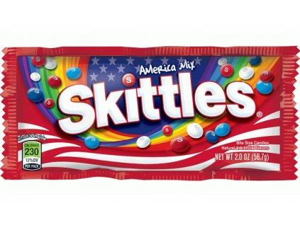 Skittles America Mix 56,7g