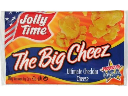 Jolly Time Popcorn The Big Cheese 100g