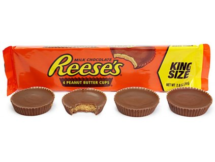 Reese's Peanut Butter Cup King Size 79g