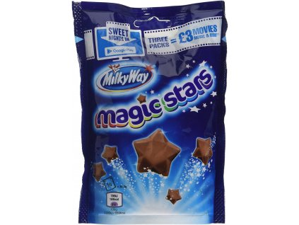 Milky Way Magic Stars 91g