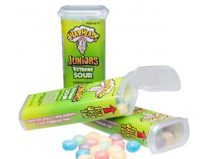 WarHeads Juniors Extreme Sour Candy 49g
