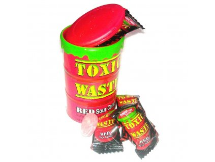 Toxic Waste Red Drum 48g