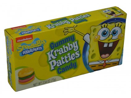 Spongebob Squarepants Gummies 72g
