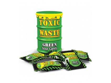 Toxic Waste Green Drum 48g