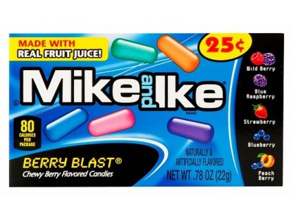 Mike & Ike Berry Blast 22g