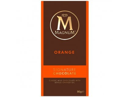 Magnum Milk Chocolate with Orange 90g