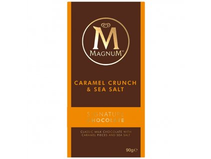 Magnum Milk Chocolate with Caramel and Sea Salt 99g