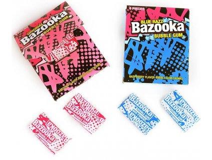 Bazooka Original & Blue Razz 33g