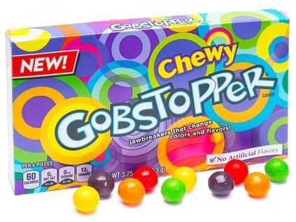 Wonka Chewy Gobstoppers 106g
