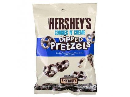 hershey pretzels