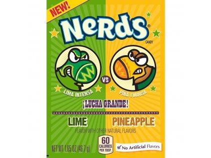 Wonka Nerds Lime & Pineapple 46.7g
