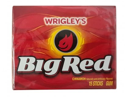 Big Red Gum - 15 plátků 40,5g