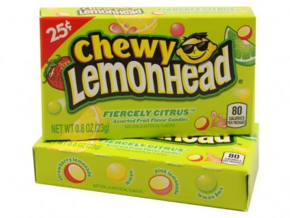 Chewy Lemonhead Fiercely Citrus 23g