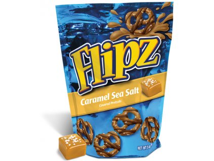 Flipz Sea Salt Caramel 142g