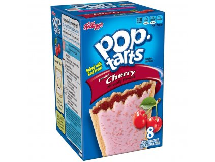 Pop Tarts Frosted Cherry 384g