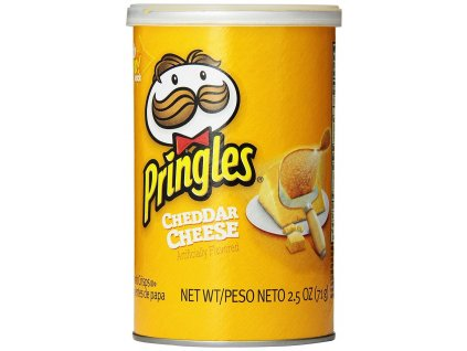Pringles Cheddar Cheese 64g