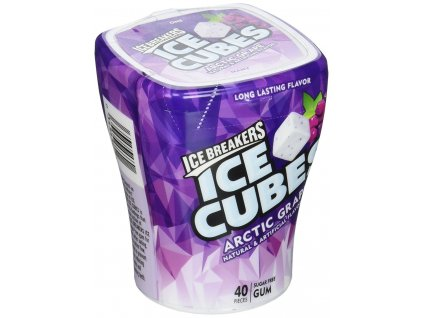 Ice Breakers Arctic Grape 92g