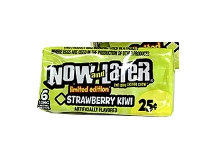 Now & Later Strawberry Kiwi 26g