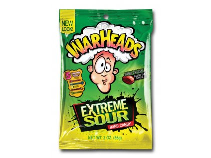 Warheads Extreme Sour Candy 56g