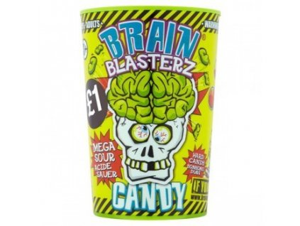 Brain Blasterz Sour Candy Container 48g