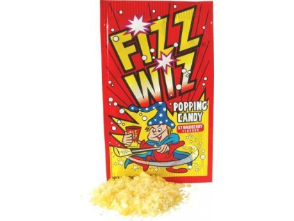 Fizz Wiz Popping Candy Strawberry 5g