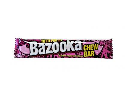 Bazooka Chew Bar Tutti Frutti 14g