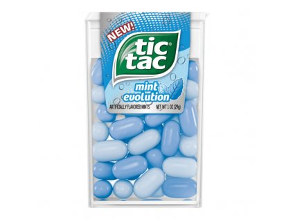 Tic Tac Mint Evolution 29g