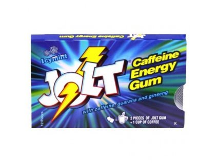 Jolt Energy Icy Mint Gum 33g