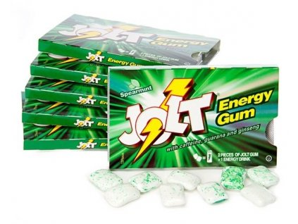 Jolt Energy Spearmint 33g