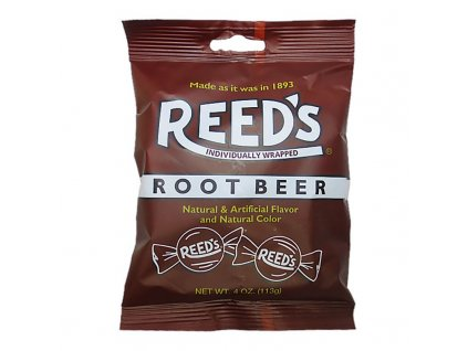Reeds Root Beer Peg Bag 113g