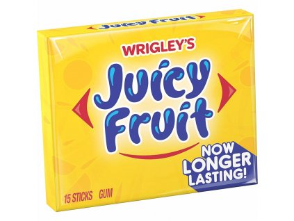 Wrigley's Juicy Fruit Slim 49g