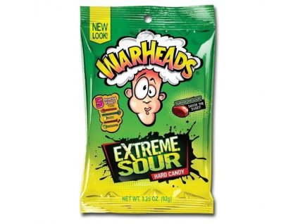 Warheads Extreme Sour Candy 92g