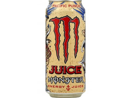 Monster Energy Pacific Punch 473ml