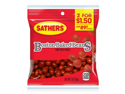Sathers Boston Baked Beans 57g