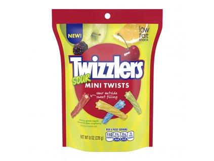 Twizzlers Sour Mini Twists 226g