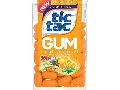 Tic Tac Gum Cool Tropical 29g
