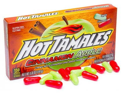 hot tamales apple