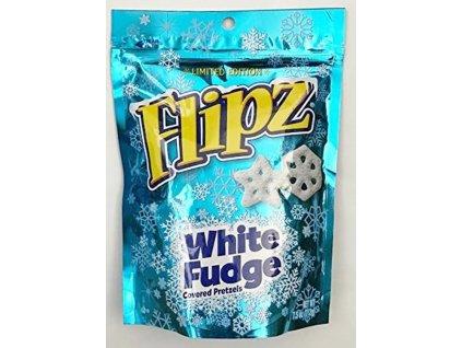 flipz white snowflake