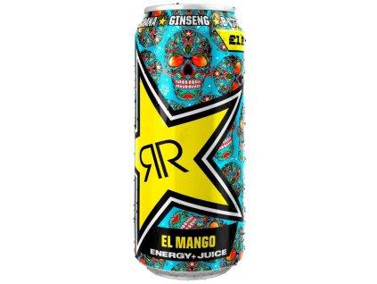 Rockstar Baja El Mango Energy Drink 500ml