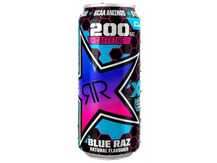 Rockstar XD Power Blue Raz Energy Drink 500ml