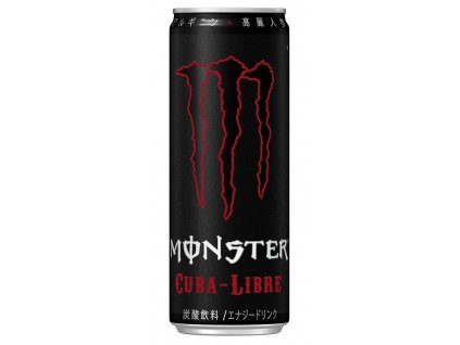 Monster Energy Cuba-Libre 355ml