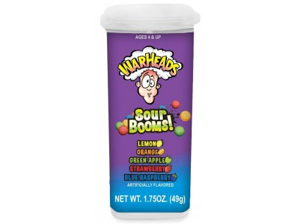 Warheads Sour Booms 49g