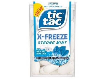 Tic Tac X Freeze Strong Mint 22.5g