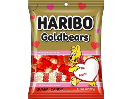 Haribo Valentine GoldBears 113g