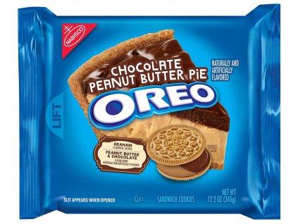 Oreo Chocolate Peanut Butter Pie 345g