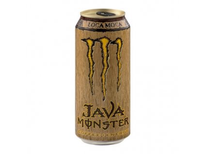 Monster USA JAVA Loca Moca 443ml