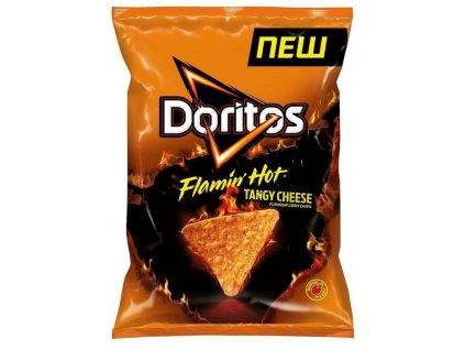 Doritos Flamin' Hot Tangy Cheese 150g